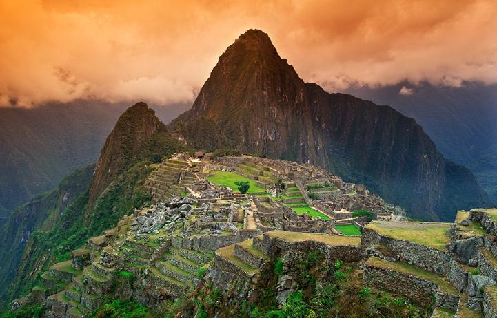 MYSTERIES OF PERU