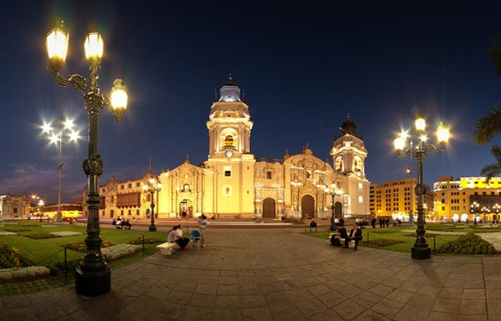 HD LIMA BY NIGHT