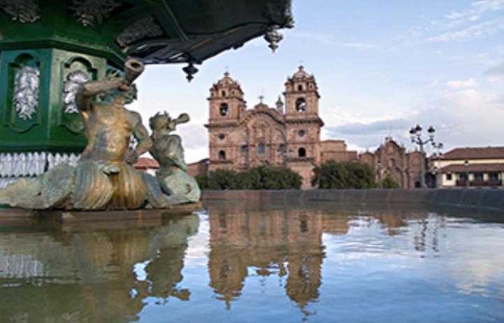 Imperial Cusco
