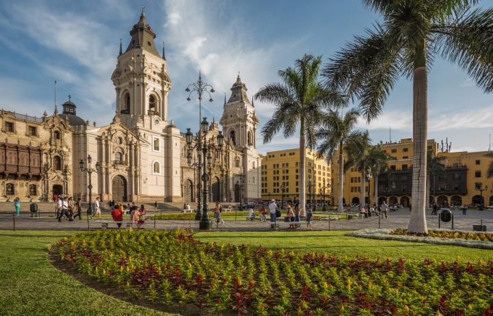 HD Colonial & Modern Lima City Tour
