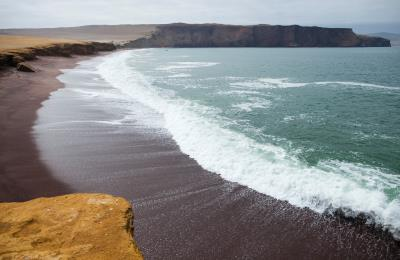 Paracas: a piece of paradise in the desert