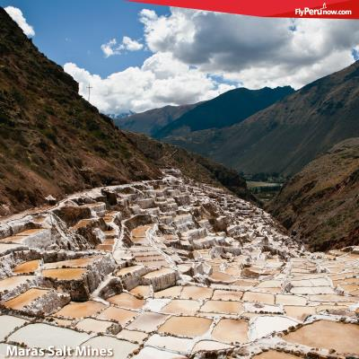 Maras: Tourism, Tradition and Salt