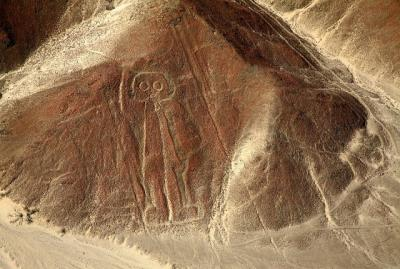 A mystery adventure over the Nazca Lines