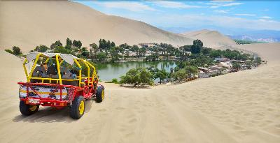Final day on Peru: Huacachina Sand Adventure