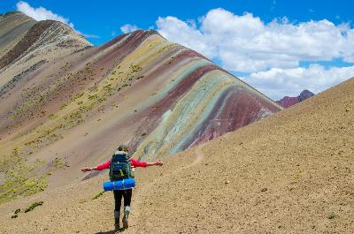 The Rainbow mountain, a must for anyone