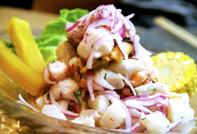 A GREAT DAY FOR A CEVICHE!
