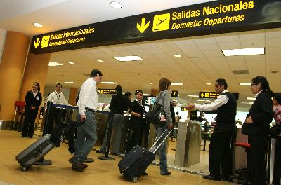 Baggage Allowances for Airlines in Peru
