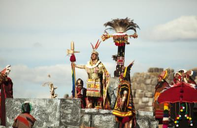 Inti Raymi, the Festival of the Sun in Cusco
