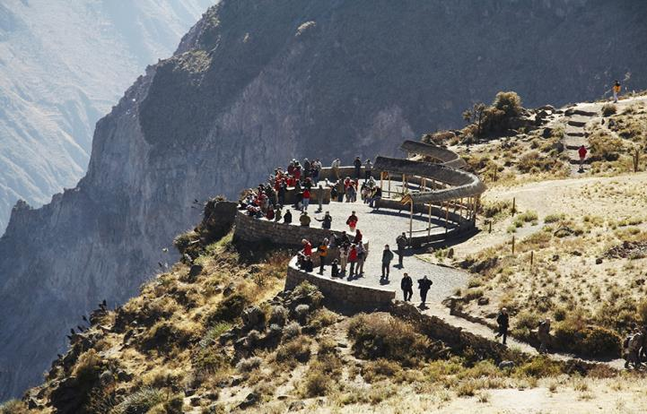 Colca Valley and Cross of Condor - (Hotels in Chivay)