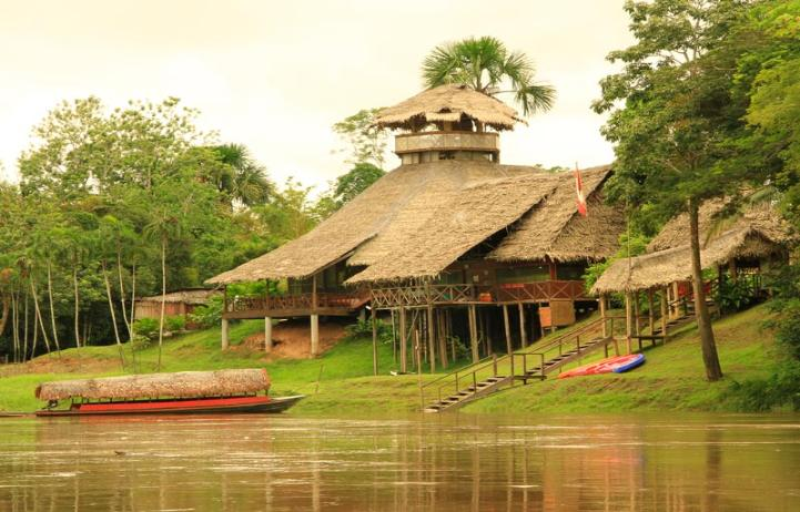 IRAPAY AMAZON LODGE (EXPERT ADVENTURER)