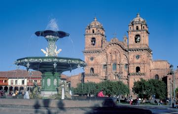 Cusco City Tour and Archaeological Park