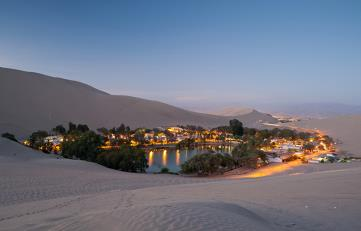 Ica & Huacachina City Tour