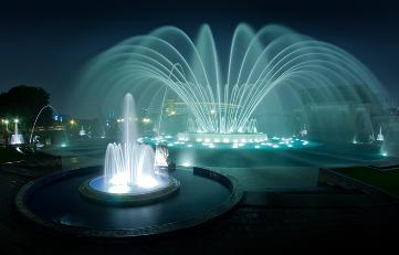HD LIMA BY NIGHT & MAGIC WATER CIRCUIT