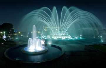 HD LIMA BY NIGHT & MAGIC WATER CIRCUIT