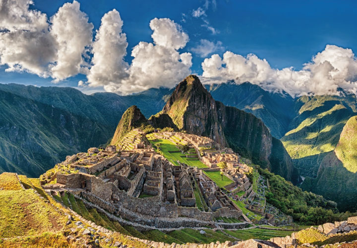 Dawn Of The Inca