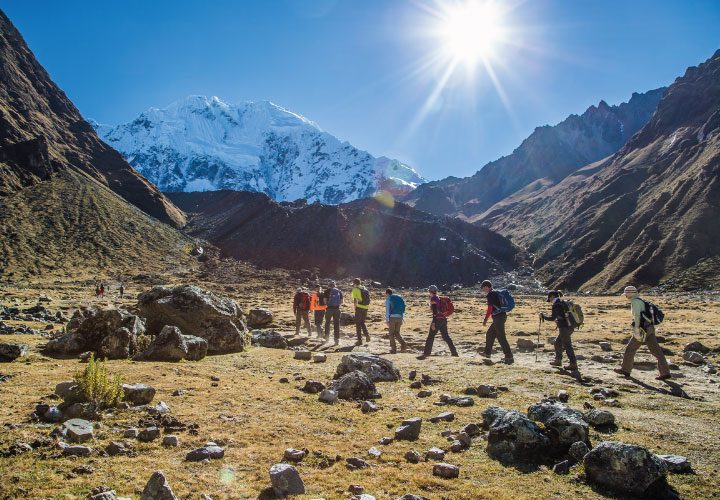 Peru And The Salkantay Trek