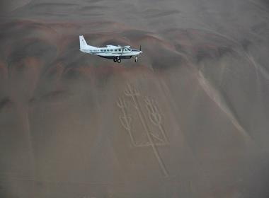 Paracas, Ica & Nazca Lines Overflight From Pisco